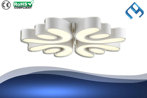 Ceiling Light Square 4x