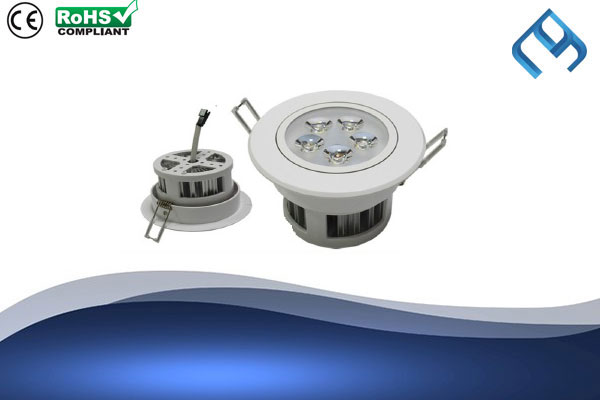 Plastic-Downlight-5W