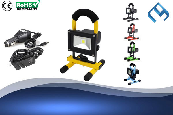 Rechargeable-Flood-Light