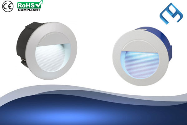 Round-Stair-Light-1W